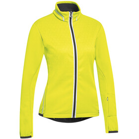 Gonso Lucite Thermo Active Jacke Damen safety yellow